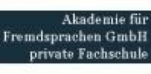 Akademie für Fremdsprachen GmbH, private Fachschule