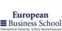European Business School (EBS)