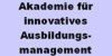 Akademie für innovatives Ausbildungsmanagement