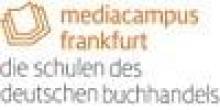 Mediacampus Frankfurt | Schulen des Deutschen Buchhandels