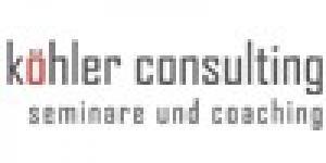 Köhler Consulting Seminare und Coaching