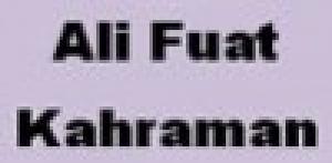 Ali Fuat Kahraman