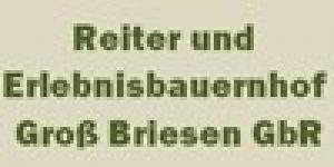 Reiter und Erlebnisbauernhof Groß Briesen