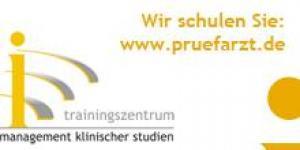 Trainingszentrum Management klinischer Studien