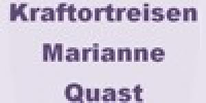 Kraftortreisen Marianne Quast