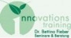Innovationstraining - Dr. Bettina Fieber