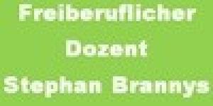 Freiberuflicher Dozent Stephan Brannys