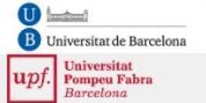 Universitat de Barcelona. Universitat Pompeu Fabra. Masters Erasmus Mundus
