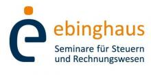 Ebinghaus - Seminare für Steuern und Rechnugnswesen