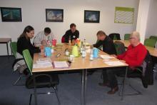 Kleine Gruppen = gute Diskussionen