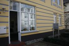 Büroeingang Flensburg