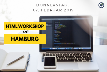 HTML Workshop am 07.02.19