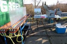 Grundwasser-Probenahme