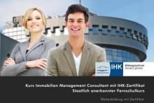 Weiterbildung Immobilien Management Consultant/-in mit IHK Zertifikat