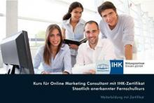 Weiterbildung Online Marketing Consultant/-in mit IHK-Zertifikat