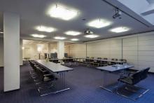 Seminarraum 2 (Bildquelle: Steinbeis-Stiftung Stuttgart)