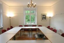 Seminarräume in der Villa Rheinburg