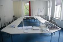 BBC Wuppertal Schulungsraum 1