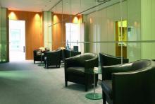 BBC Schulungszentrum - Vorraum Schulungsraum 1