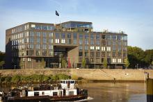 Die WISSENSBILANZ.de hat ihre Räumlichkeiten im ECOS-Center, Bremen
