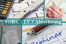 VOB/C - Leistungsbeschreibung und Abrechnung
