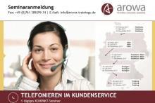 Top Telefonseminare von arowa