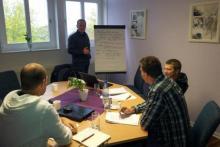 Aufstiegsfortbildung bei manQ (Präsenz-Workshop)
