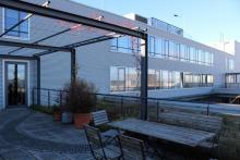 Zweite Dachterrasse MANAGER INSTITUT München
