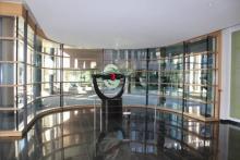 Eingangsbereich MANAGER INSTITUT München