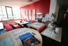 Lounge im MANAGER INSTITUT München