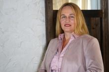 Trainerin Viola Moritz