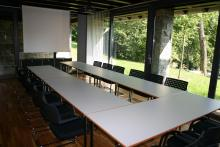 Panorama-Raum des SVI