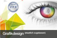 Online-Kurs Grafikdesign - Staatlich zugelassen