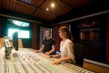 Pro Tools Studio mit Avid D-Control an der SAE Berlin