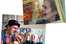 Klinik-Clown-Fortbildung im TuT, Hannover