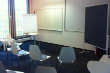 Moderne und helle Seminarräume
