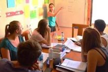 Kleingruppenunterricht