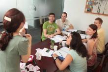 Kleingruppenunterricht Rumänisch