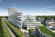 DAPR-Seminarstandort: der Vodafone-Campus in Düsseldorf