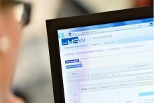 Mit dem Lernmanagementsystem ILIAS werden Sie immer und überall betreut.