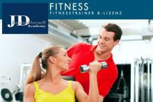 Fitnesstrainer, B-Lizenz, Berlin, Ausblldung, Lizenz, Lehrgang, Fitness