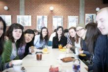 Deutschkurs im Deutschkolleg Stuttgart - Cafeteria