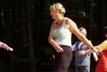 Nordic Walking Kurs im Syker Forst