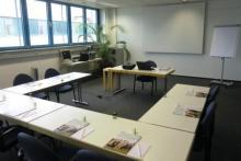 Seminarraum stw unisono training+consulting GmbH