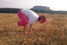 Yoga und Kraft