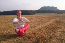 Yoga und Balance