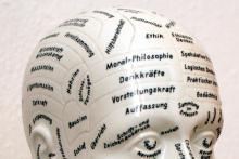 Die einzelnen Areale am Kopf lassen Rückschlüsse zur Persönlichkeit eines Menschen zu