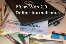 PR2.0-Online Journalismus