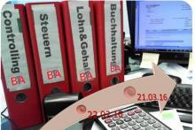 Modulare Weiterbildung - Buchführungsfachkraft
